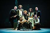 'Noche de Difuntos' Theatre Play In Madrid