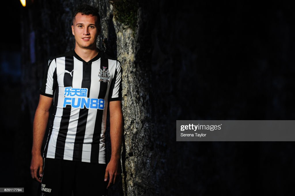 Newcastle United Unveil New Signing Javier Manquillo