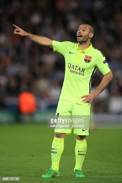 Javier Mascherano Barcelona