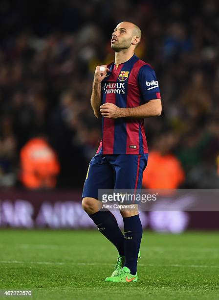 Real madrid against barcelona stock photos and pictures - Javier suarez ...