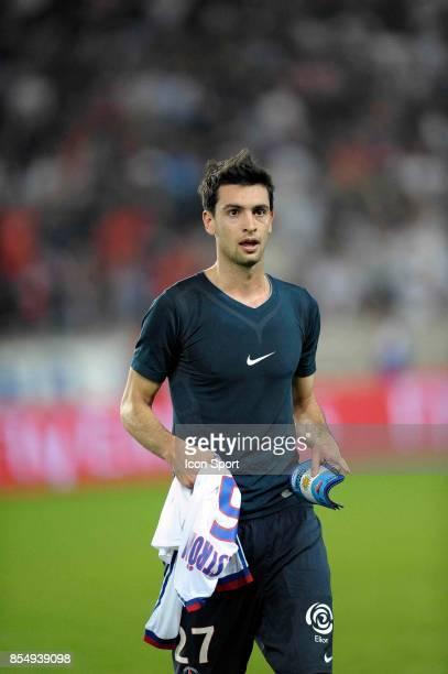 JAvier PASTORE Paris Saint Germain / Lyon 9e journee Ligue 1