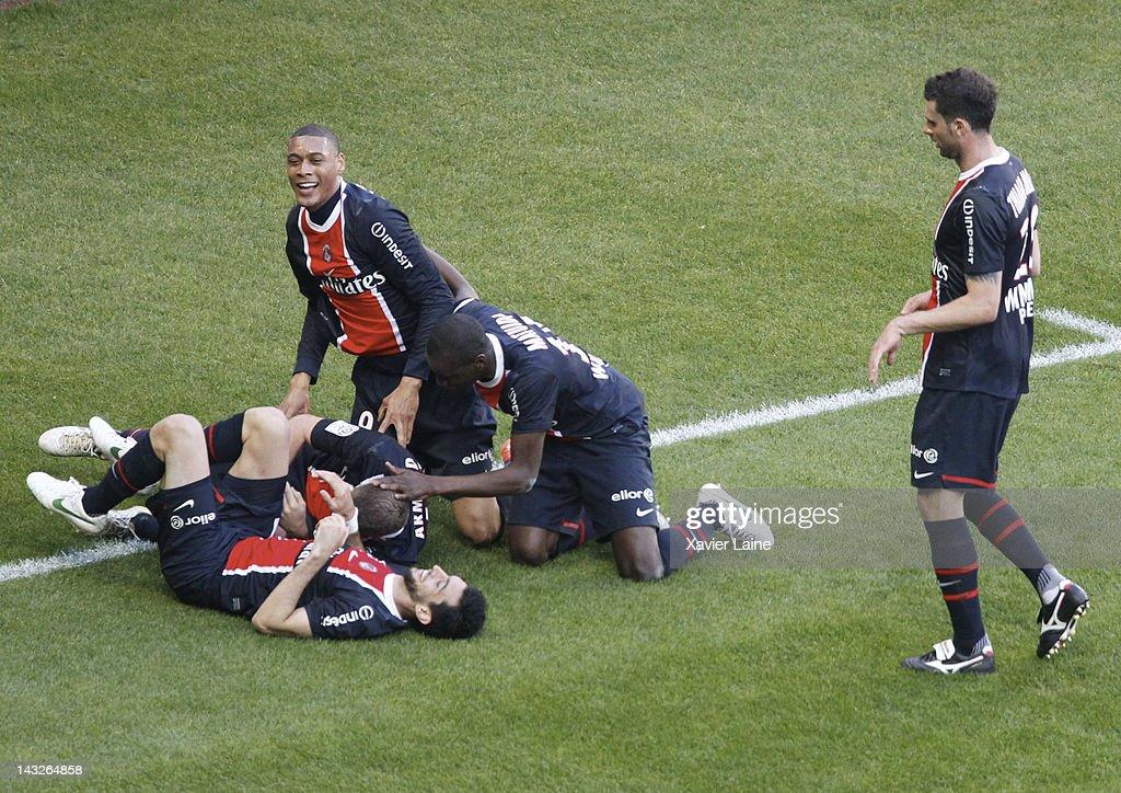 Paris Saint-Germain v FC Sochaux-Montbeliard  - Ligue 1