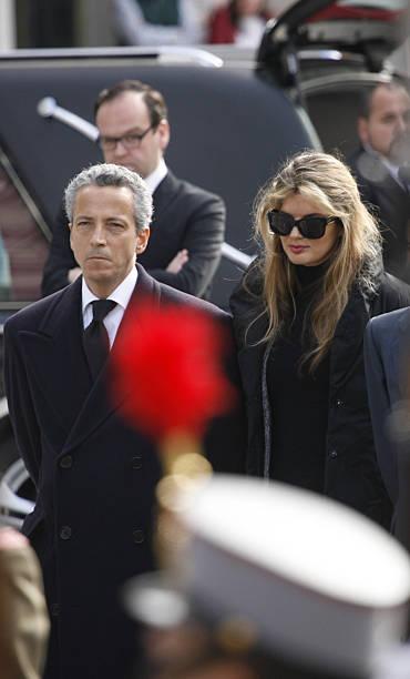 Spanish royals attend funeral chapel for adolfo suarez - Javier suarez ...