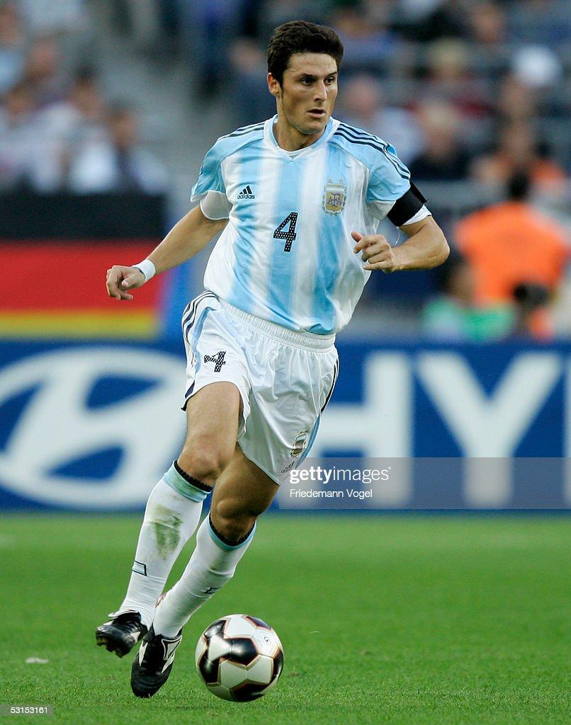 FIFA Confederations Cup 2005 Semi Final Mexico v Argentina