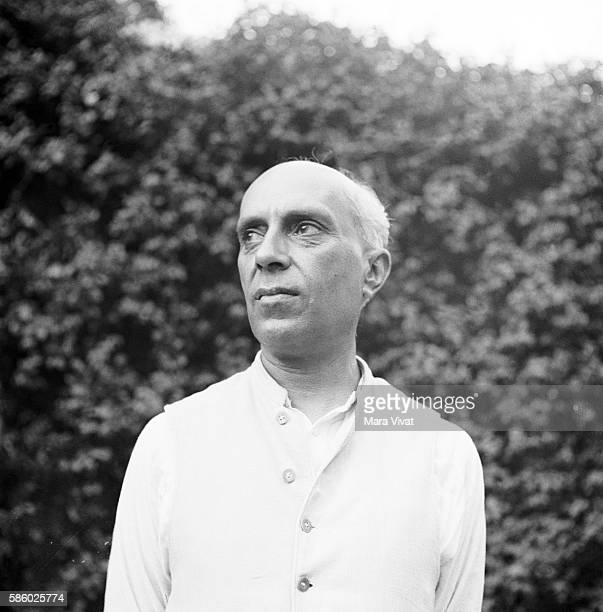 Jawaharlal Nehru first Prime Minister of India in 1949 India