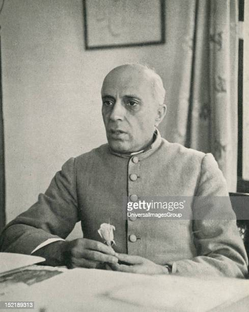 Jawaharlal Nehru often referred to with the epithet of Panditji was an Indian lawyer politician and statesman who became the first Prime Minister of...