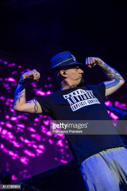 Ax performs on stage during Lucca Summer Festival 2017 on July 13 2017 in Lucca Italy