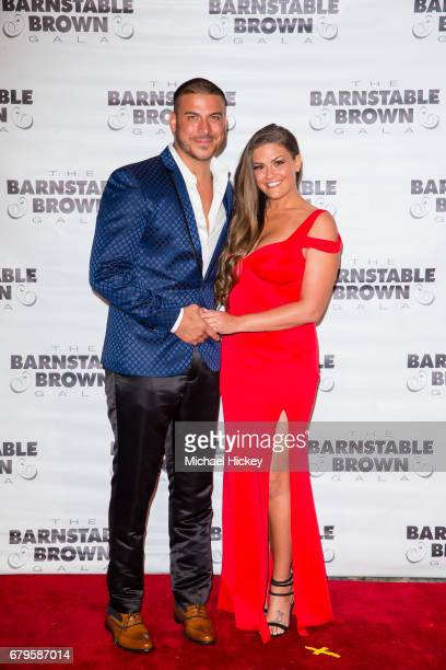 Jax Taylor and Brittany Cartwright appears at The Barnstable Brown Gala on May 5 2017 in Louisville Kentucky