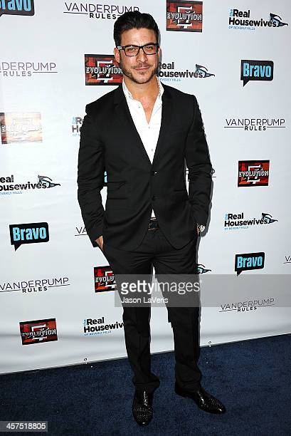 Jax Taylor attends the 'The Real Housewives of Beverly Hills' and 'Vanderpump Rules' premiere party at Boulevard3 on October 23 2013 in Hollywood...