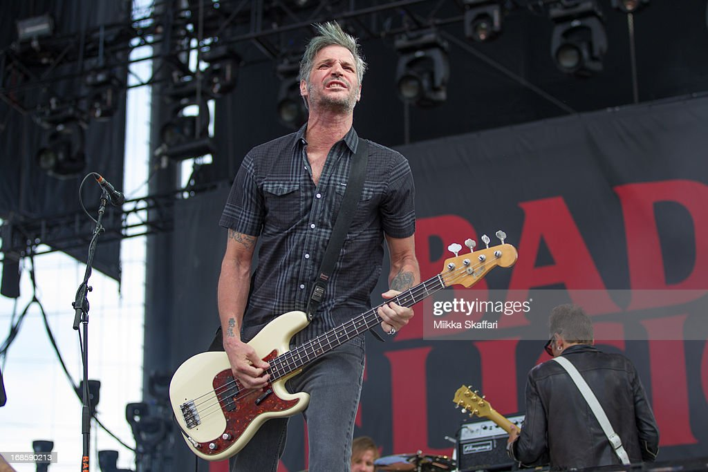 <a gi-track='captionPersonalityLinkClicked' href=/galleries/search?phrase=Jay+Bentley&family=editorial&specificpeople=2197486 ng-click='$event.stopPropagation()'>Jay Bentley</a> of Bad Religion performs on day 3 of Bottle Rock Napa Valley Festival at Napa Valley Expo on May 11, 2013 in Napa, California.