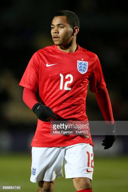 Jay Dasilva England Under 17