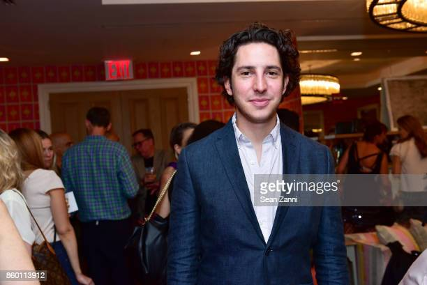 Jay Dref attends the launch of The Collector Geneva's Sophie Bonvin Code Collection in Collaboration with artist Bill Claps at Crosby Street Hotel on...