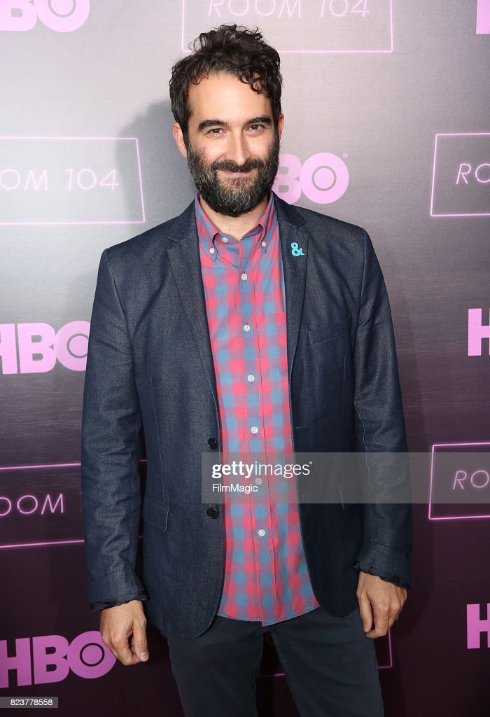 Jay Duplass attends HBO 'Room 104' Premiere at Hollywood Forever on July 27, 2017 in Hollywood, California.
