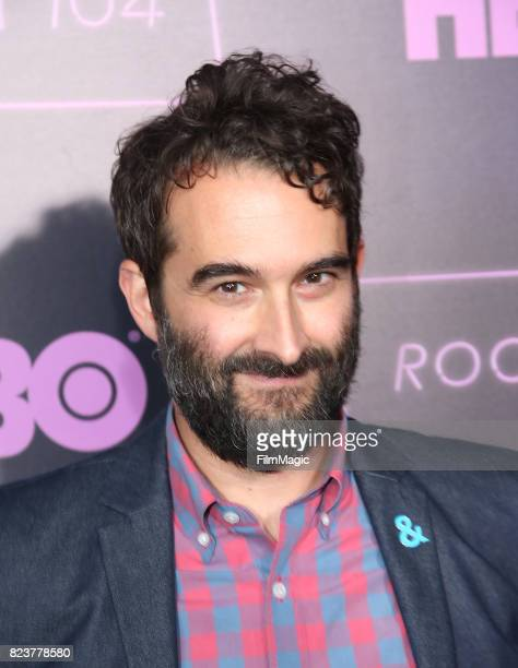 Jay Duplass attends HBO 'Room 104' Premiere at Hollywood Forever on July 27 2017 in Hollywood California