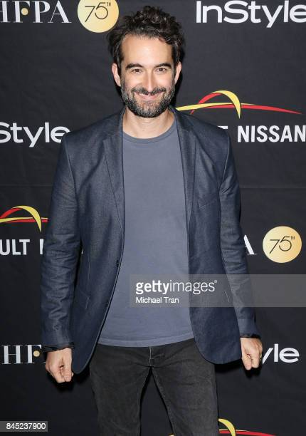 Jay Duplass attends the HFPA InStyle Annual Celebration of 2017 Toronto International Film Festival held at Windsor Arms Hotel on September 9 2017 in...