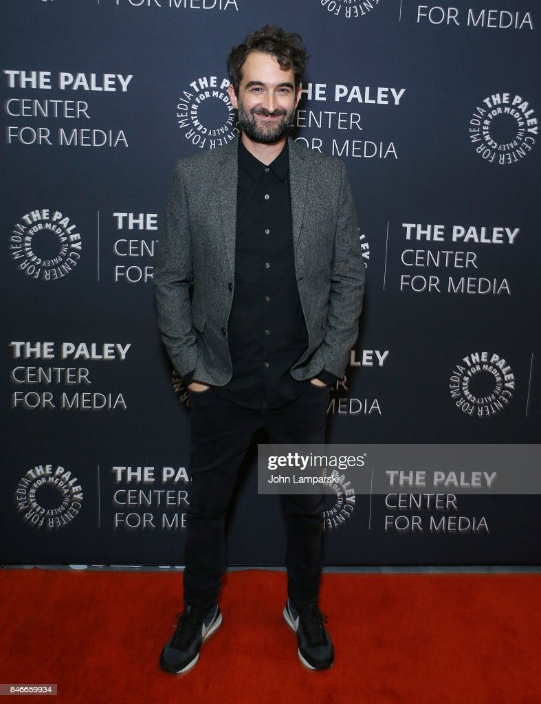 Jay Duplass attends The Paley Center for Media Presents: Transparent: an evening with The Pfeffermans at The Paley Center for Media on September 13, 2017 in New York City.