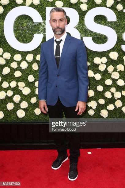 Jay Harrington attends the 2017 Summer TCA Tour CBS Television Studios' Summer Soiree at CBS Studios Radford on August 1 2017 in Studio City...