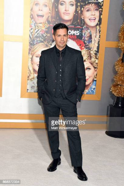 Jay Hernandez attends the premiere of STX Entertainment's 'A Bad Moms Christmas' at Regency Village Theatre on October 30 2017 in Westwood California