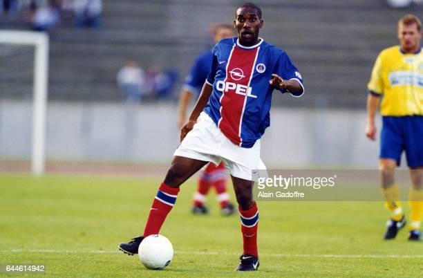 Jay Jay Okocha Paris Saint Germain / Teplice Match Amical Photo Alain Gadoffre / Icon Sport
