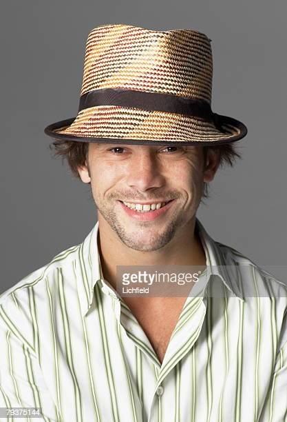 Jay Kay British funk musician songwriter and lead singer of the band Jamiroquai photographed in the Studio on 6th July 2004