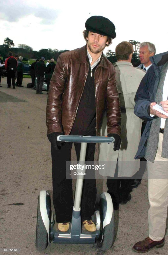 The Opening Day Of Goodwood Races - March 24, 2004