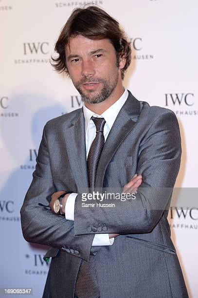 Jay Kay of Jamiroquai attends the exclusive 'For The Love Of Cinema' event hosted by Swiss luxury watch manufacturer IWC Schaffhausen at the famous...