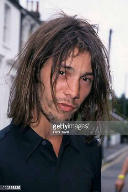 Jay Kay of Jamiroquai during Jay Kay of Jamiroquai arriving at TFI studios in London at TFI Studios in London United Kingdom