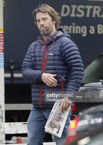 Jay Kay sighting on November 5 2015 in London England