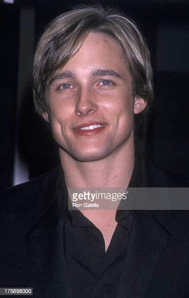 Jay Kenneth Johnson attends 28th Annual Daytime Emmy Awards on May 18 2001 at Radio City Music Hall in New York City