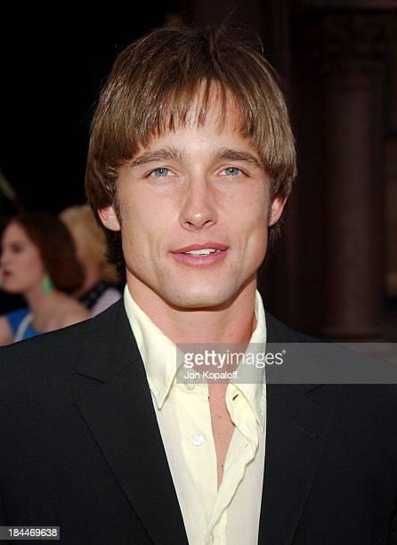 Jay Kenneth Johnson during 2004 Fox AllStar Party at 20th Century Fox Studios in Los Angeles California United States