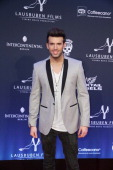 Jay Khan attends the LB Film Celebrates 10th Anniversary at Hotel Intercontinental on February 8 2014 in Berlin Germany