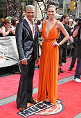 Jay Manuel and Tricia Helfer of 'Canada's Next Top Model'