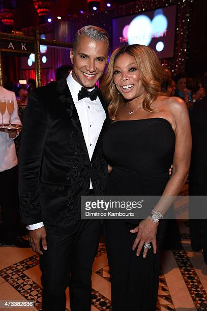 Jay Manuel and TV Show Host Wendy Williams appear at the 13th Annual Operation Smile Event Hosted By Kate Walsh With Special Guest Eli Manning...