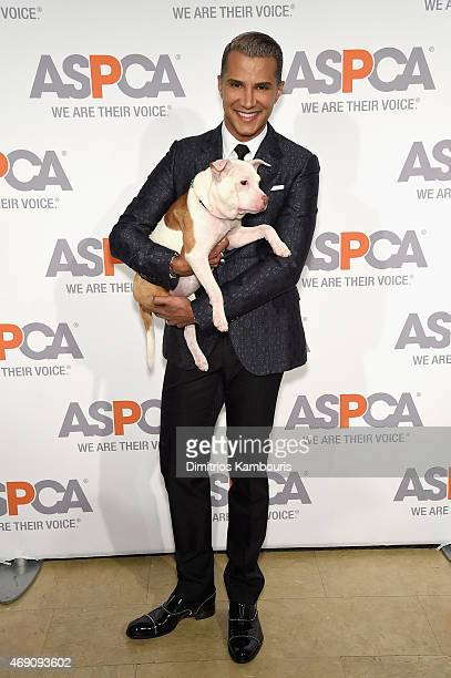Jay Manuel attends ASPCA'S 18th Annual Bergh Ball honoring Edie Falco and Hilary Swank at The Plaza Hotel on April 9 2015 in New York City