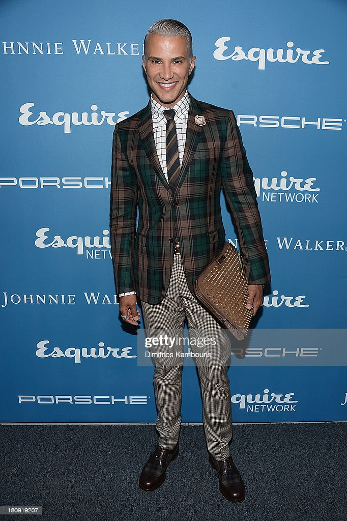 Jay Manuel attends Esquire 80th Anniversary And Esquire Network Launch Celebration at Highline Stages on September 17, 2013 in New York City.