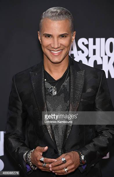 Jay Manuel attends Fashion Rocks 2014 presented by Three Lions Entertainment at the Barclays Center of Brooklyn on September 9 2014 in New York City
