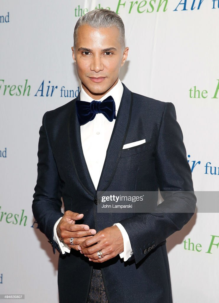 <a gi-track='captionPersonalityLinkClicked' href=/galleries/search?phrase=Jay+Manuel&family=editorial&specificpeople=557434 ng-click='$event.stopPropagation()'>Jay Manuel</a> attends the 2014 Fresh Air Fund Honoring Our American Hero at Pier Sixty at Chelsea Piers on May 29, 2014 in New York City.