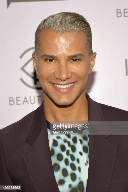 Jay Manuel attends the 3rd Annual BeautyCon Summit presented by ELLE Magazine at Pier 36 on May 24 2014 in New York City