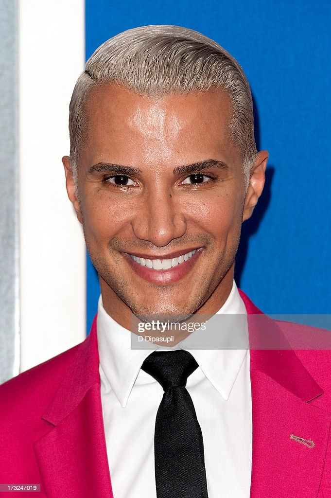 Jay Manuel attends the 'Grown Ups 2' New York Premiere at AMC Lincoln Square Theater on July 10, 2013 in New York City.