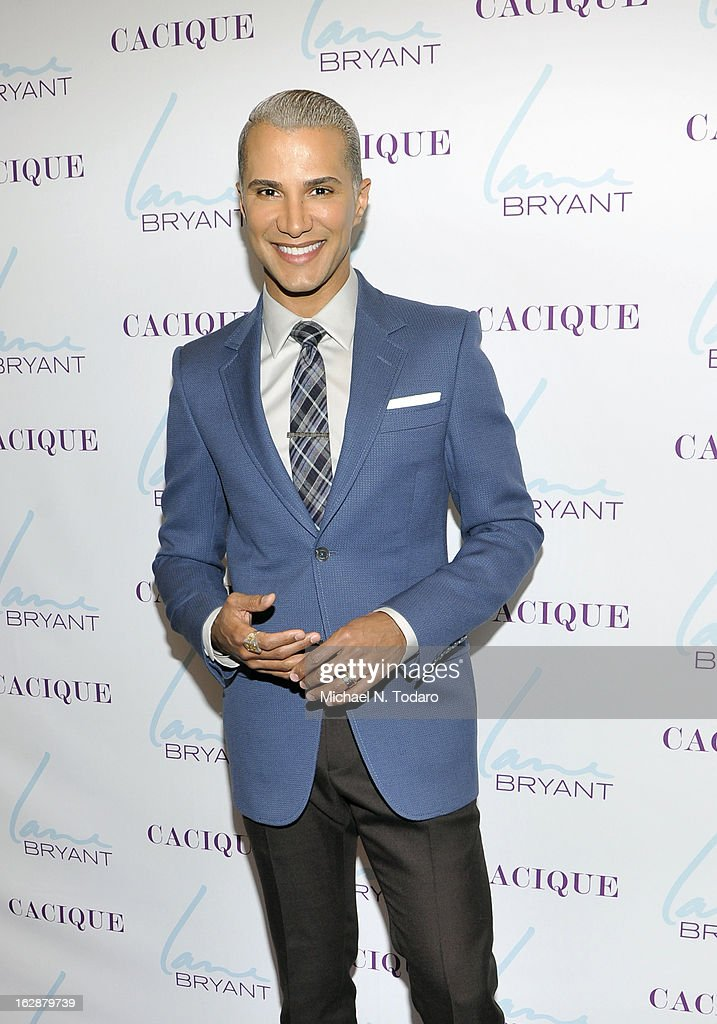 Jay Manuel attends the opening party for the Lane Bryant 34th Street Flagship Store on February 28, 2013 in New York City.