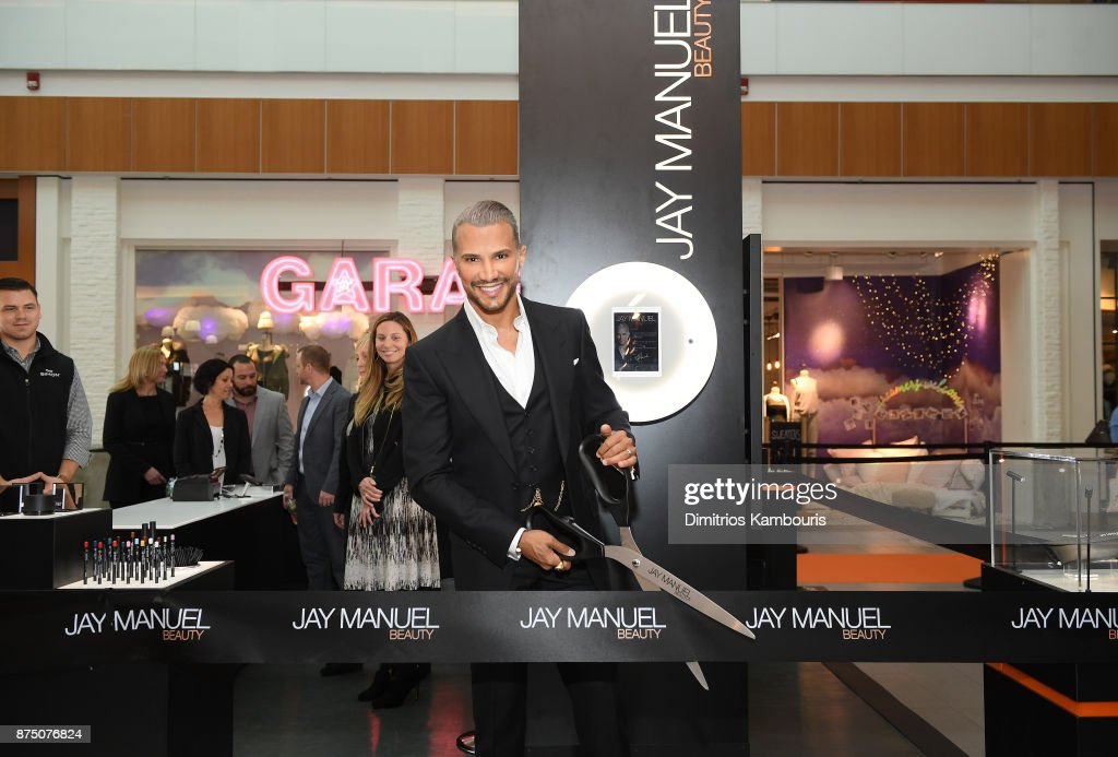 Jay Manuel Beauty, Grand Opening Roosevelt Field Mall