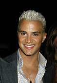 Jay Manuel during Olympus Fashion Week Spring 2006 Baby Phat Fashion Show Arrivals at Radio City Music Hall in New York City New York United States