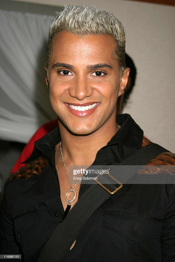 Jay Manuel during Rock Republic Latin Grammy Gifting Suite Day 2 November 2 2005 at Le Meridien Hotel Beverly Hills in Beverly Hills California...