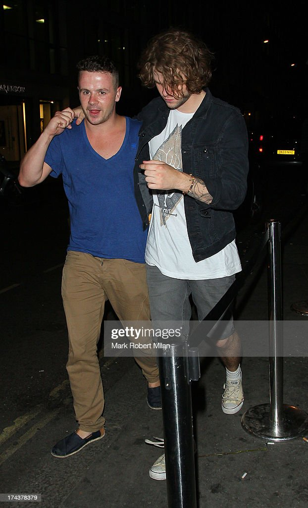 <a gi-track='captionPersonalityLinkClicked' href=/galleries/search?phrase=Jay+McGuiness&family=editorial&specificpeople=7039806 ng-click='$event.stopPropagation()'>Jay McGuiness</a> at Mahiki night club on July 24, 2013 in London, England.