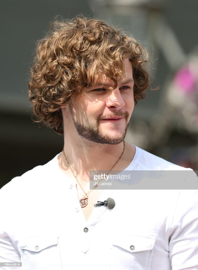 <a gi-track='captionPersonalityLinkClicked' href=/galleries/search?phrase=Jay+McGuiness&family=editorial&specificpeople=7039806 ng-click='$event.stopPropagation()'>Jay McGuiness</a> of The Wanted is seen on May 9, 2013 in Los Angeles, California.