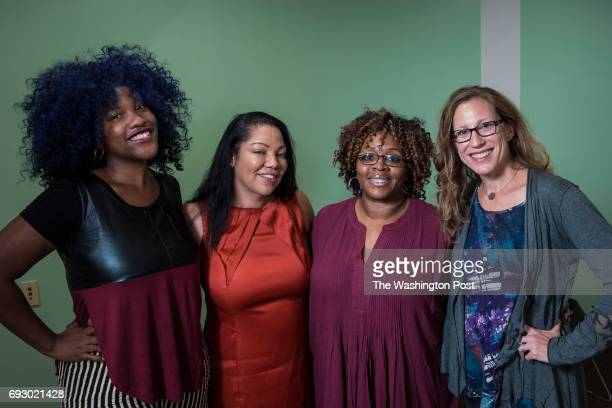 Jay Mills Dr Chanda Macias MBA Shawn HopkinsGreene and Jennifer Culpepper are a group of four moms involved in the local marijuana industry who meet...