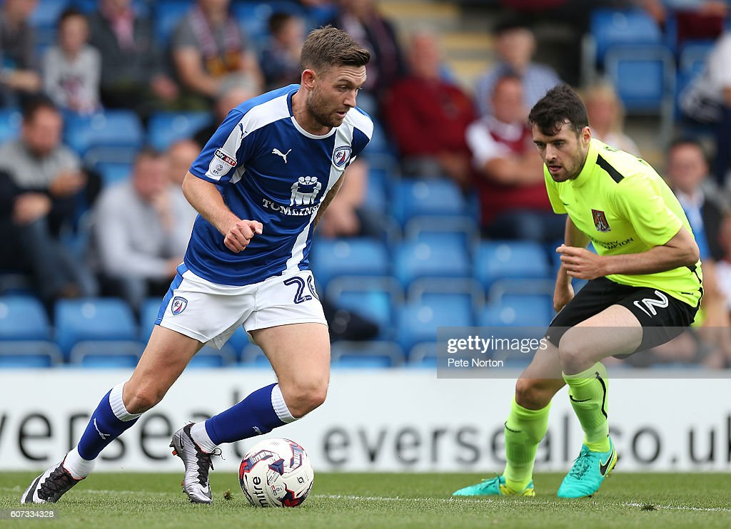 Chesterfield v Northampton Town - Sky Bet League One