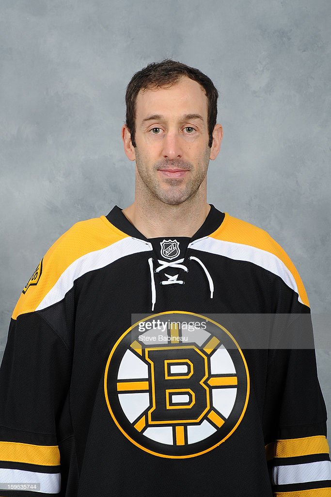 Boston Bruins Headshots