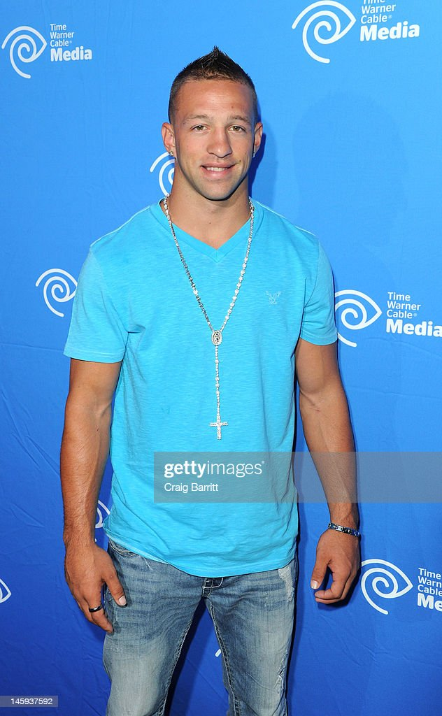 Jay Paul Molinere attends the Time Warner Cable Media 'Cabletime' Upfront at Yotel Hotel on June 7, 2012 in New York City.