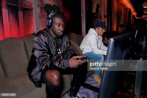 Jay Prince attends the Destiny 2 launch event on PlayStation 4 Available from Wednesday 6th September 2017 #Destiny2 at Mondrian Hotel on September 5...